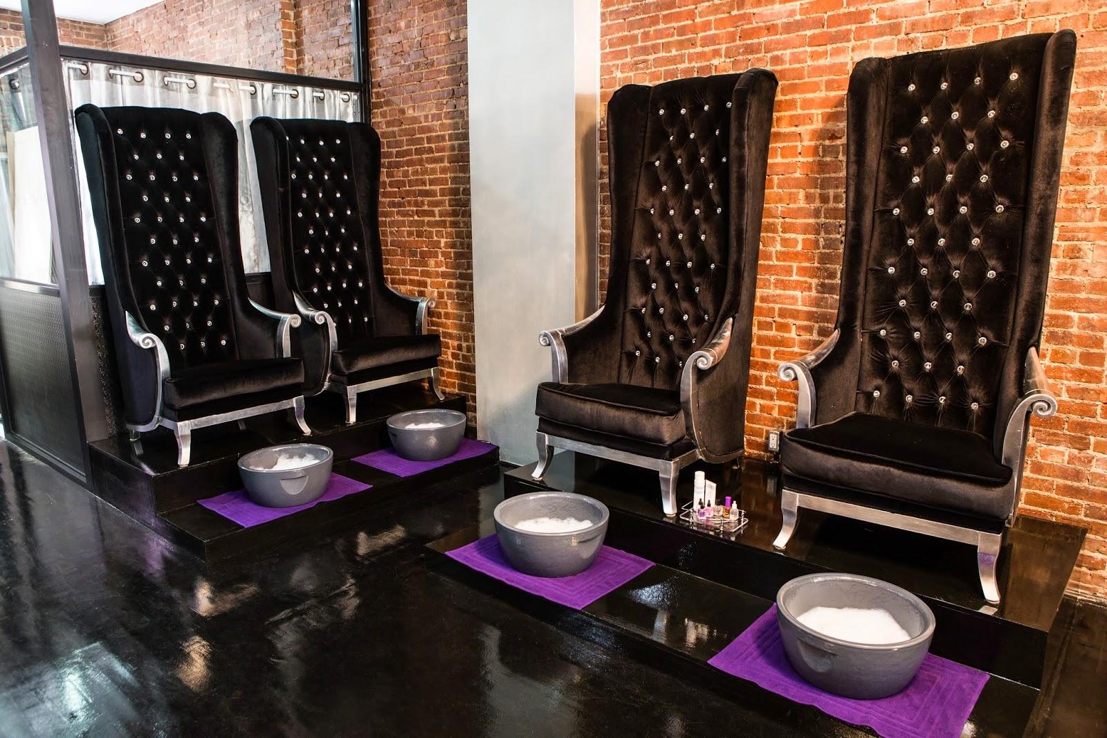 Stunning Moderne Salon Dayspa Pictures.Interior Salon Design Ideas ...