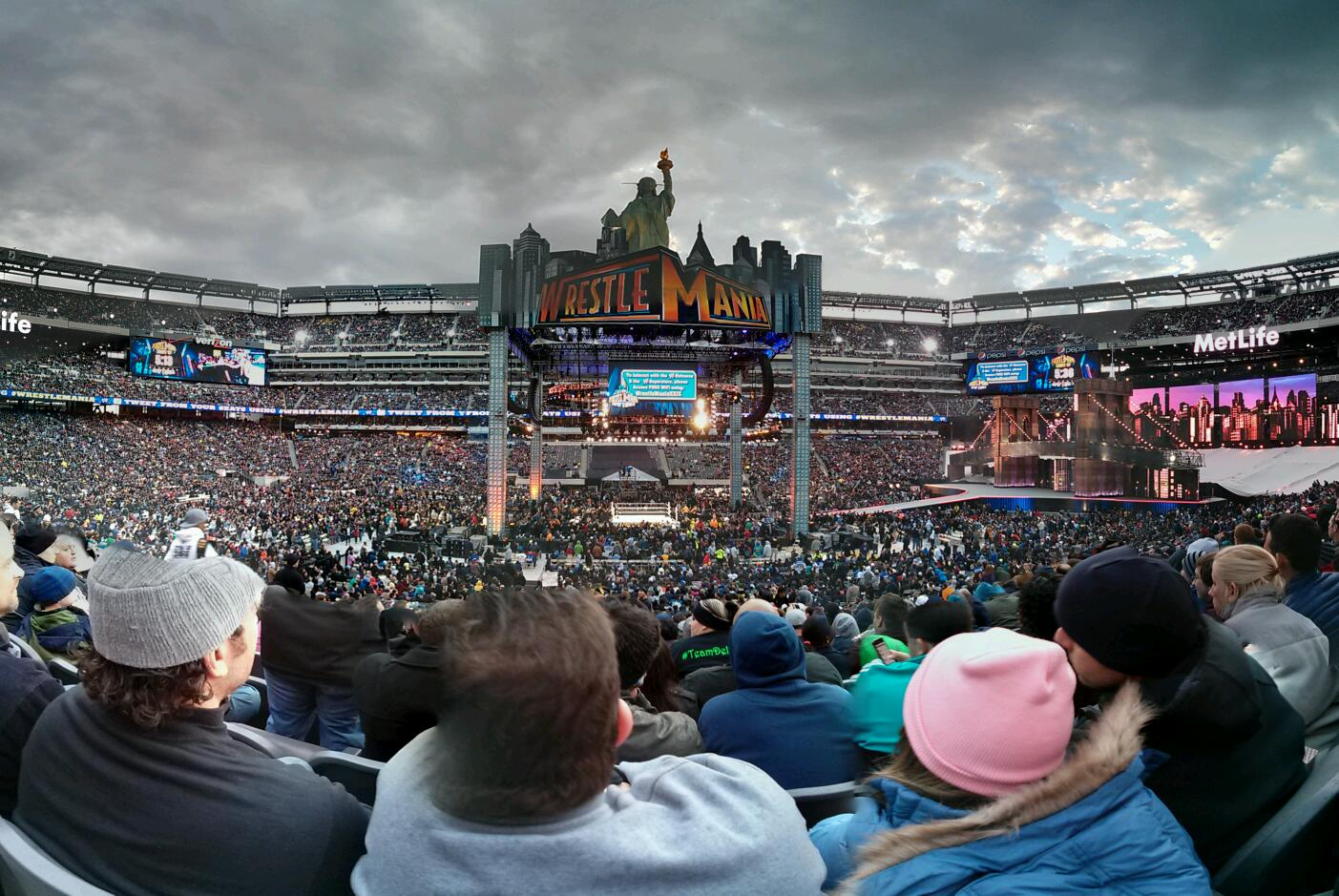 Photo of MetLife Stadium in East Rutherford City, New Jersey, United States - 4 Picture of Point of interest, Establishment, Stadium