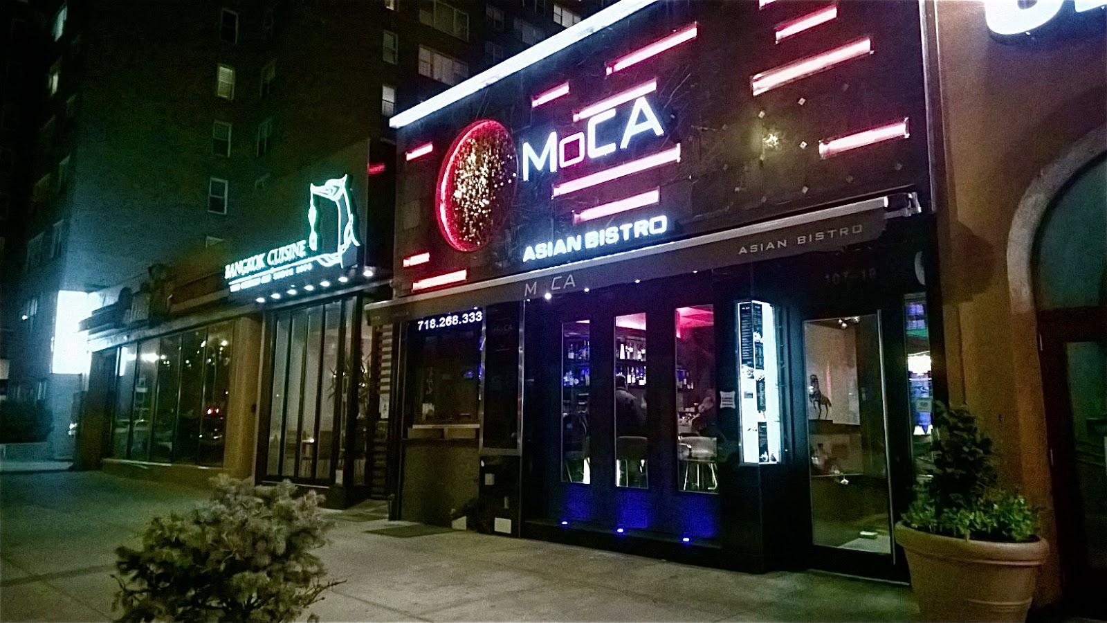 MoCA Asian Bistro - Modern Concepts Culinary Arts