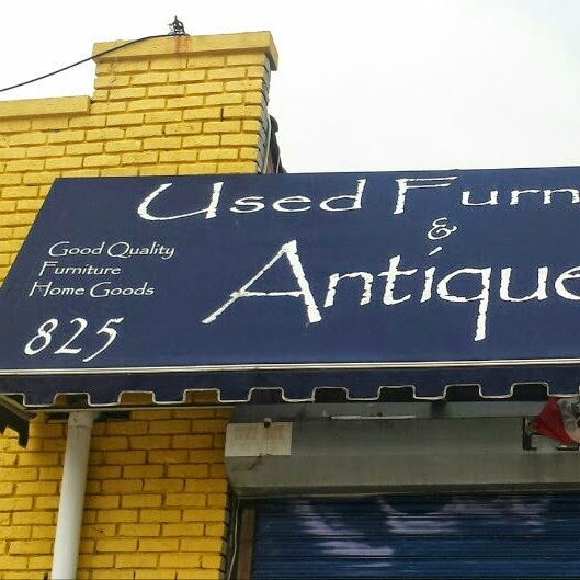 of EMPIRE Antiques Used Furniture in Newark City New Jersey
