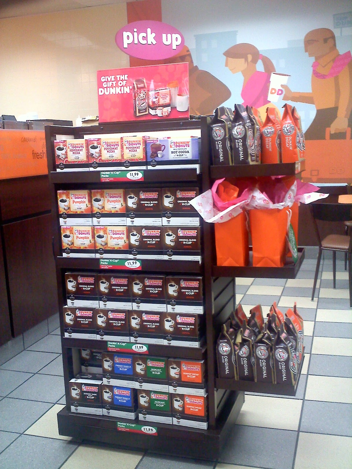 dunkin donuts core competencies