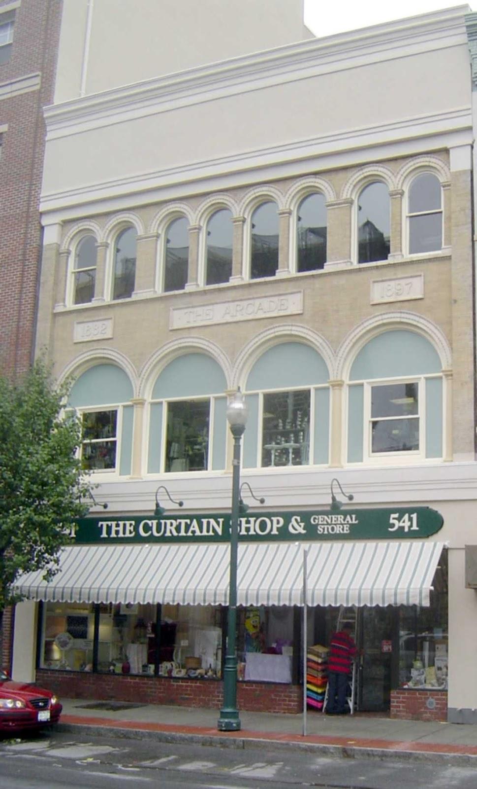 Curtain shop coupon