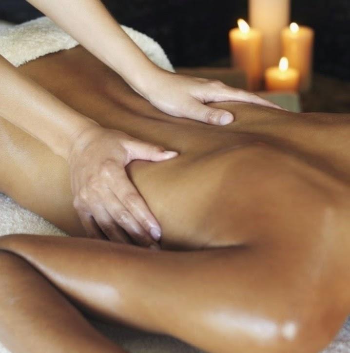 Фото массаж девушка делает парню
