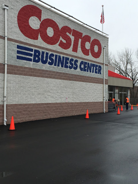 photo of costco wholesale in hackensack city