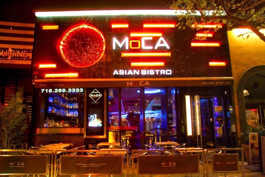 MoCA Asian Bistro - Woodbury Restaurant - Woodbury, NY.
