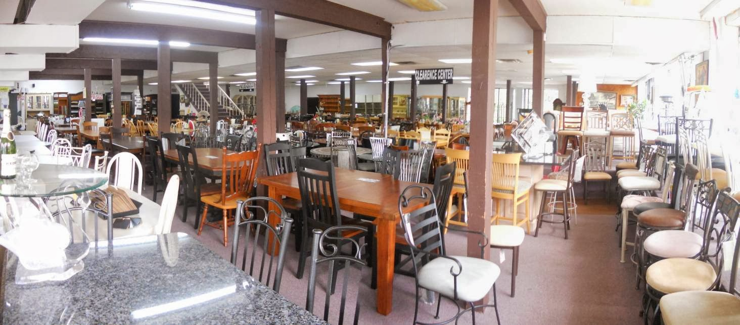 Photo of Fortune Dinette Inc in Westbury City, New York, United States - 2 Picture of Point of interest, Establishment, Store, Home goods store, Furniture store