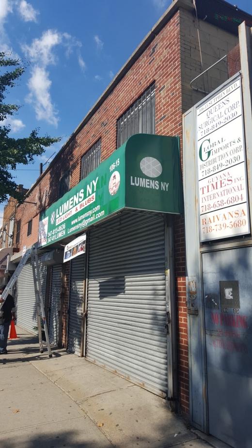 Photo by Lumens NY for Lumens NY