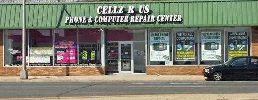 Cellz R Us - iPhone Repair iPad Repair Phone Repair Tablet Repair Galaxy Repair Computer Repair in Freeport City, New York, United States - #1 Photo of Point of interest, Establishment, Store, Electronics store