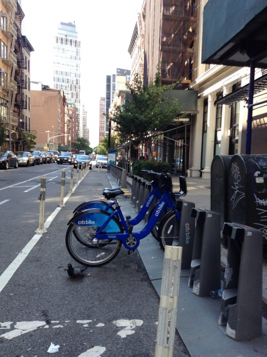 Photo by Marc Gonzalez for Citi Bike
