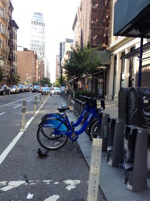 Photo by Marc Gonzalez for Citi Bike