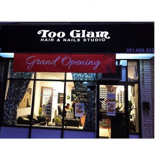 Photo by Too Glam Hair & Nails Studio for Too Glam Hair & Nails Studio