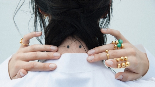 Photo by Paula Mendoza Jewelry for Paula Mendoza Jewelry