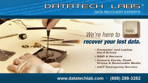 Photo by DataTech Labs Data Recovery for DataTech Labs Data Recovery