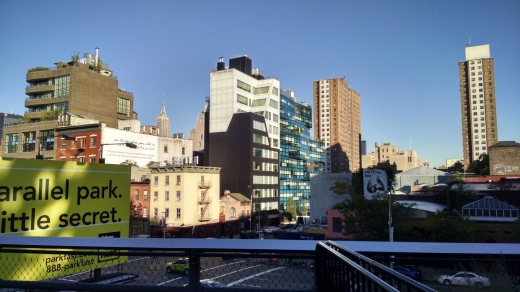 Photo by Daniel Zhang for The High Line