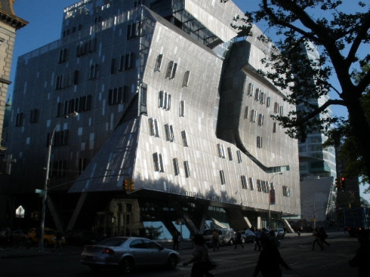 Photo by Rafael Morales for The Cooper Union : Foundation Building