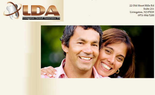 Photo by Livingston Dental Associates, PA for Livingston Dental Associates, PA