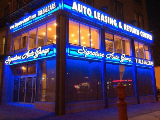 Signature Auto Group‎ in Brooklyn City, New York, United States - #1 Photo of Point of interest, Establishment, Car dealer, Store