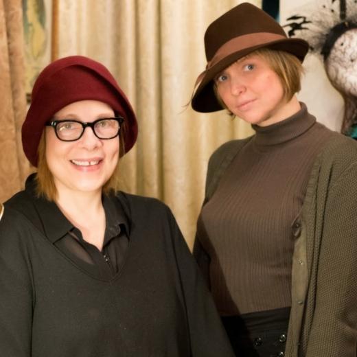 Photo by East Village Hats - Barbara Feinman Millinery for East Village Hats - Barbara Feinman Millinery