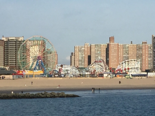 Photo by Michael Palmer for Coney Island Beach & Boardwalk