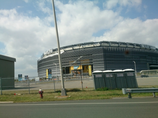 MetLife Stadium in East Rutherford City, New Jersey, United States - #1 Photo of Point of interest, Establishment, Stadium