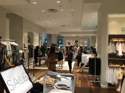 Photo by Brent Unkrich for Club Monaco Garden State Plaza - Women's