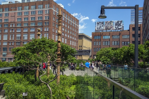 The High Line in New York City, New York, United States - #2 Photo of Point of interest, Establishment, Park