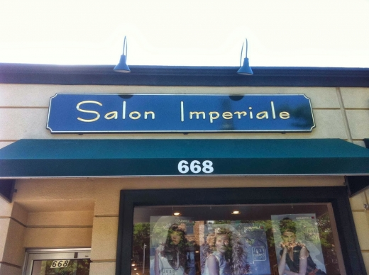 Photo by Salon Imperiale for Salon Imperiale