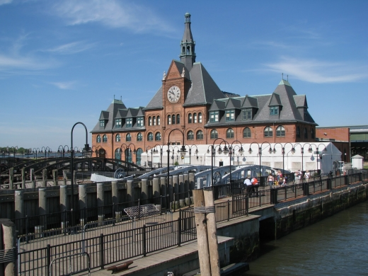 Photo by Kiran Kapadia for Central Railroad of New Jersey Terminal