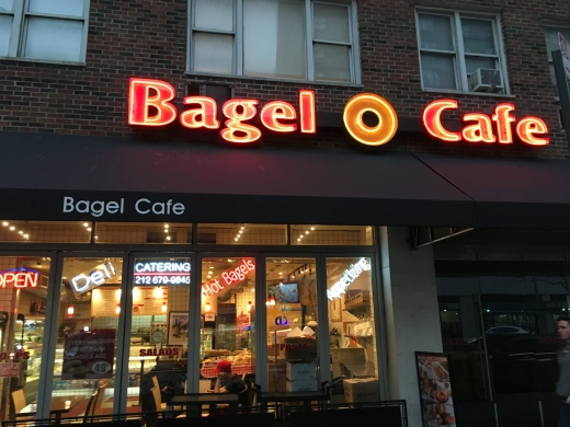 Photo by Jeremy Berney for Bagel Cafe and Catering