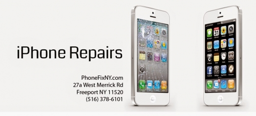 Phone Fix NY - Point of interest, Establishment, Store