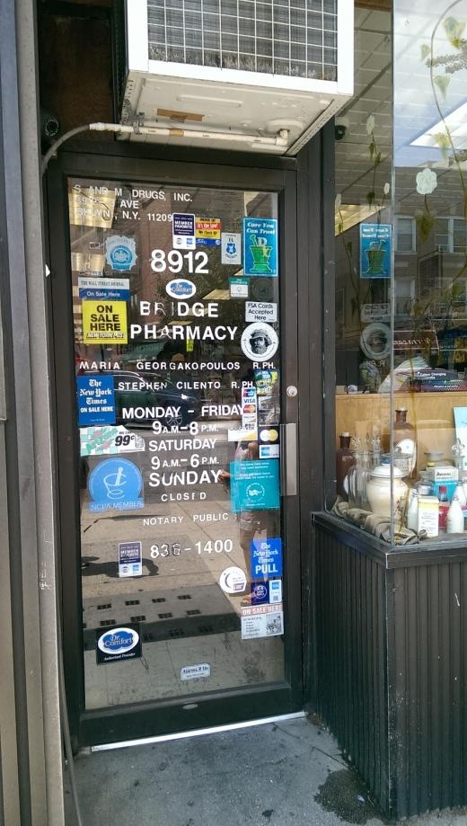 Photo by Elena Manova Garvey for Bridge Pharmacy