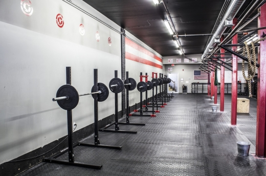 Photo by Donald Parcells for CrossFit Caldwell