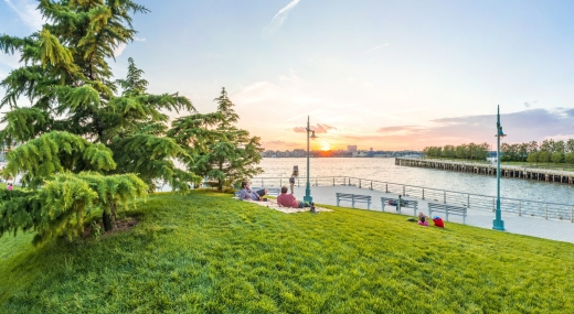 Photo by Panedia for Chelsea Waterside Park