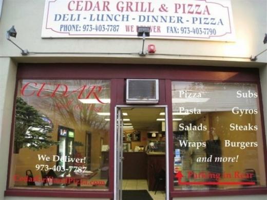 Photo by Hanada Ghantous for Cedar Grill & Pizza