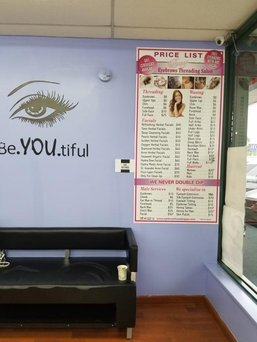 Rawaj Eyebrow Threading Salon In New York City Explore Before You Go