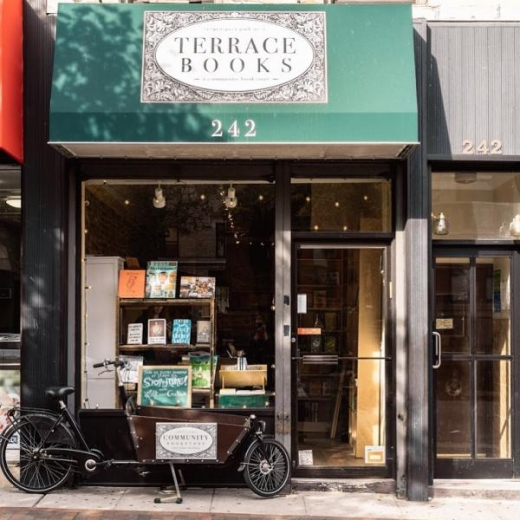 Photo by Terrace Books for Terrace Books
