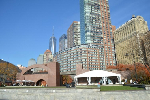 Photo by Damion McPherson for Battery Park