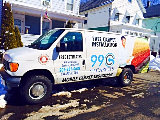 99 Carpets in Carteret City, New Jersey, United States - #2 Photo of Point of interest, Establishment, Store, Home goods store, General contractor