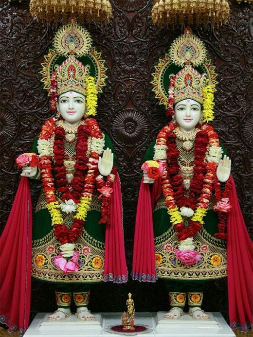 Photo by Vandan Chauhan for BAPS Shri Swaminarayan Mandir