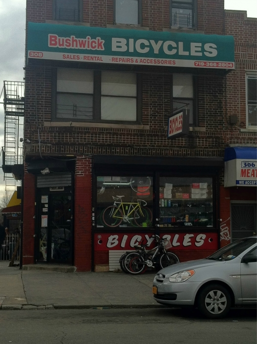Photo by Leticia Salazar for Bushwick Bicycle Shop Inc.
