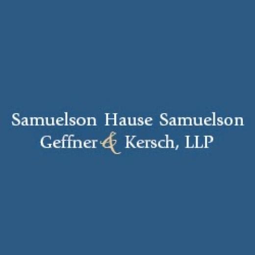 Photo by Samuelson Hause Samuelson Geffner & Kersch, LLP for Samuelson Hause Samuelson Geffner & Kersch, LLP