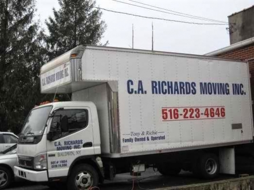 Photo by C A Richards Moving Co for C A Richards Moving Co