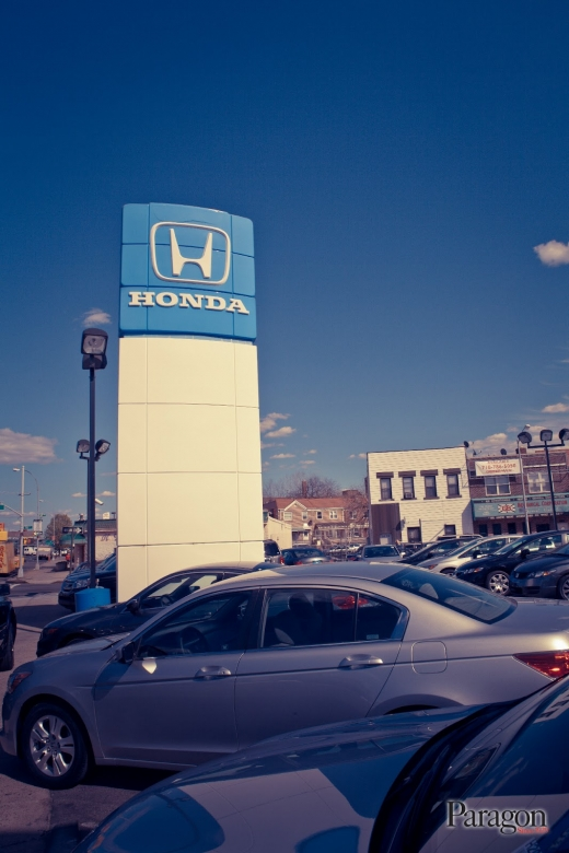 Paragon Honda in Woodside City, New York, United States - #3 Photo of Point of interest, Establishment, Car dealer, Store, Car repair