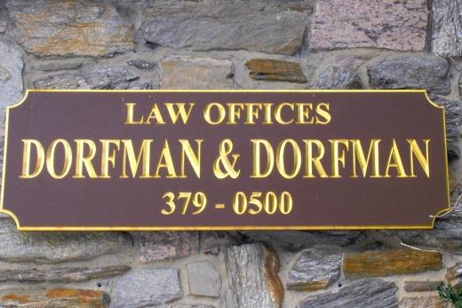 Photo by Dorfman & Dorfman for Dorfman & Dorfman