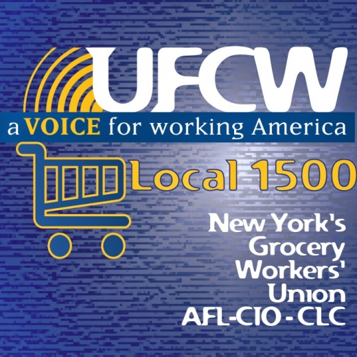 Photo by UFCW Local 1500 for UFCW Local 1500