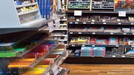 Photo by Blick Art Materials for Blick Art Materials