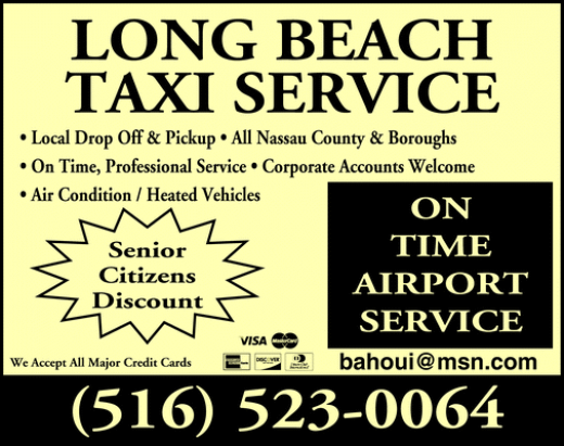 Photo by Long Beach Taxi Service NY for Long Beach Taxi Service NY