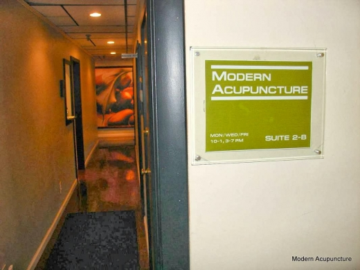 Photo by Modern Acupuncture for Modern Acupuncture