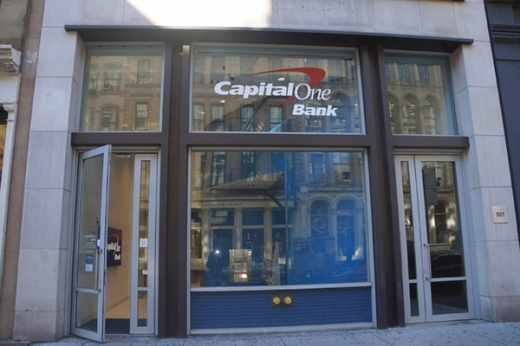 Photo by Capital One Bank for Capital One Bank