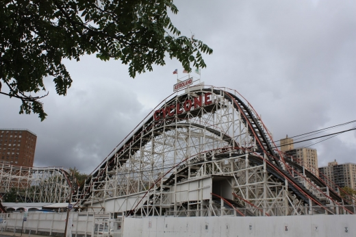 Photo by Manuel Jiménez for Deno's Wonder Wheel Amusement Park
